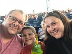 Nicholaus attended Kidz Bop World Tour 2019 - Children's Theatre on Aug 9th 2019 via VetTix