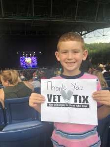 Justin attended Kidz Bop World Tour 2019 - Children's Theatre on Aug 9th 2019 via VetTix