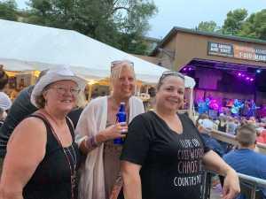 Julianne attended Country Music Artist Jamey Johnson on Aug 18th 2019 via VetTix