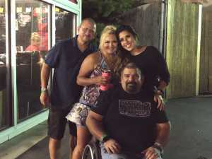 Josue attended Brad Paisley Tour 2019 - Country on Aug 3rd 2019 via VetTix