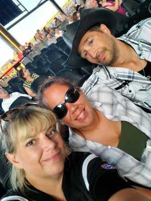 Scott attended Brad Paisley Tour 2019 - Country on Aug 3rd 2019 via VetTix