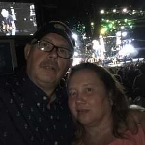 David attended Brad Paisley Tour 2019 - Country on Aug 3rd 2019 via VetTix