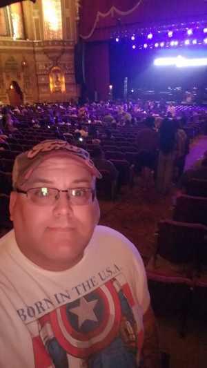 Samuel attended Kirk Franklin: the Long Live Love Tour - Gospel on Aug 4th 2019 via VetTix