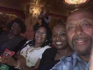 Douglas attended Kirk Franklin: the Long Live Love Tour - Gospel on Aug 4th 2019 via VetTix