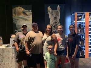 Lisa attended Arizona Science Center on Aug 17th 2019 via VetTix