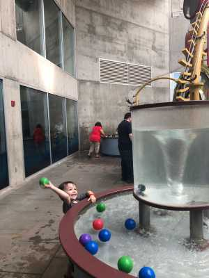 Nicholas attended Arizona Science Center on Aug 17th 2019 via VetTix