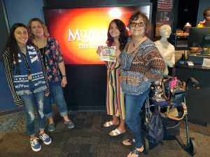 SoftailCarrie attended Arizona Science Center on Aug 17th 2019 via VetTix