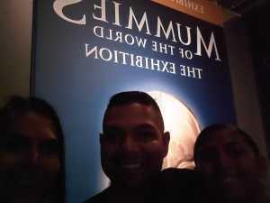 Armando attended Arizona Science Center on Aug 17th 2019 via VetTix