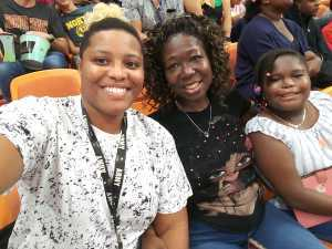 Alisa attended Big3 - Men's Professional Basketball on Aug 10th 2019 via VetTix