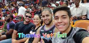 Edward attended Big3 - Men's Professional Basketball on Aug 10th 2019 via VetTix
