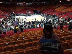 Cynthia attended Big3 - Men's Professional Basketball on Aug 10th 2019 via VetTix