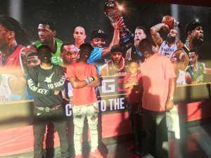 Rondell attended Big3 - Men's Professional Basketball on Aug 10th 2019 via VetTix