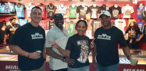 Dwight Nash Sr attended Big3 - Men's Professional Basketball on Aug 10th 2019 via VetTix