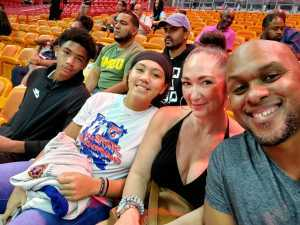 Ira attended Big3 - Men's Professional Basketball on Aug 10th 2019 via VetTix
