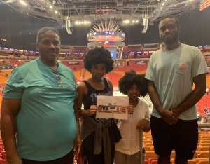 David attended Big3 - Men's Professional Basketball on Aug 10th 2019 via VetTix