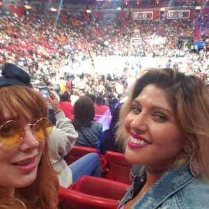 Elizabeth attended Big3 - Men's Professional Basketball on Aug 10th 2019 via VetTix