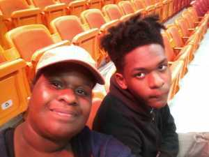 Natalie attended Big3 - Men's Professional Basketball on Aug 10th 2019 via VetTix
