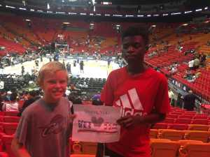 Susan attended Big3 - Men's Professional Basketball on Aug 10th 2019 via VetTix