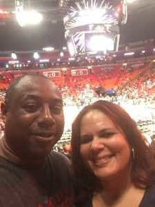 Charles attended Big3 - Men's Professional Basketball on Aug 10th 2019 via VetTix