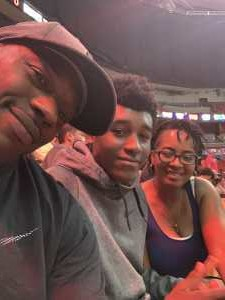 Kevin attended Big3 - Men's Professional Basketball on Aug 10th 2019 via VetTix