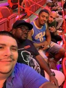 Matthew attended Big3 - Men's Professional Basketball on Aug 10th 2019 via VetTix