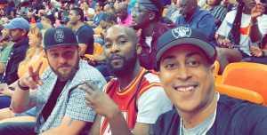 Cody attended Big3 - Men's Professional Basketball on Aug 10th 2019 via VetTix