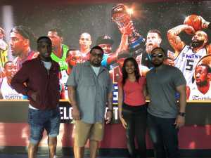 David attended Big3 - Men's Professional Basketball on Aug 10th 2019 via VetTix