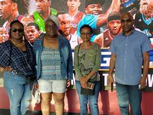 Nicoleen attended Big3 - Men's Professional Basketball on Aug 10th 2019 via VetTix