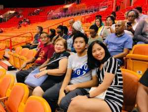 Jake attended Big3 - Men's Professional Basketball on Aug 10th 2019 via VetTix