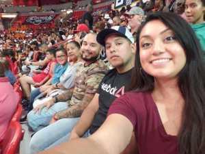 Daniel attended Big3 - Men's Professional Basketball on Aug 10th 2019 via VetTix