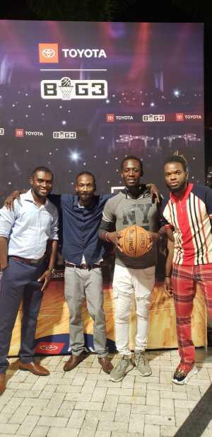 Rubens attended Big3 - Men's Professional Basketball on Aug 10th 2019 via VetTix