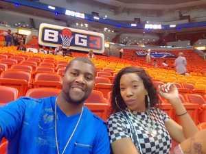 Michael attended Big3 - Men's Professional Basketball on Aug 10th 2019 via VetTix