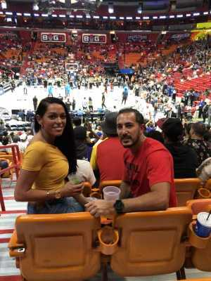 Jose attended Big3 - Men's Professional Basketball on Aug 10th 2019 via VetTix