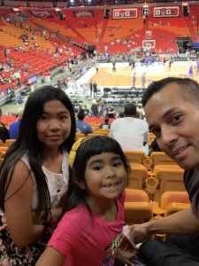 Juan attended Big3 - Men's Professional Basketball on Aug 10th 2019 via VetTix