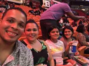 Emmanuel attended Big3 - Men's Professional Basketball on Aug 10th 2019 via VetTix