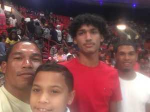 Alan attended Big3 - Men's Professional Basketball on Aug 10th 2019 via VetTix