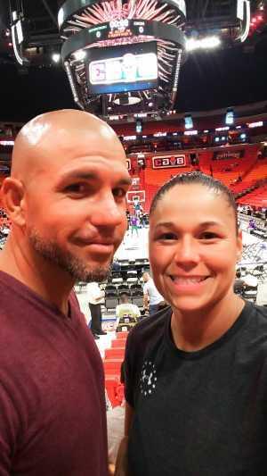 Melisa attended Big3 - Men's Professional Basketball on Aug 10th 2019 via VetTix