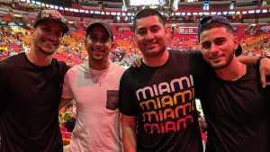 Duane attended Big3 - Men's Professional Basketball on Aug 10th 2019 via VetTix