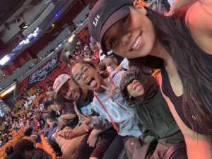 Justin Hairston attended Big3 - Men's Professional Basketball on Aug 10th 2019 via VetTix