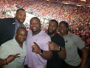 William attended Big3 - Men's Professional Basketball on Aug 10th 2019 via VetTix