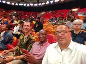 SCOTT attended Big3 - Men's Professional Basketball on Aug 10th 2019 via VetTix