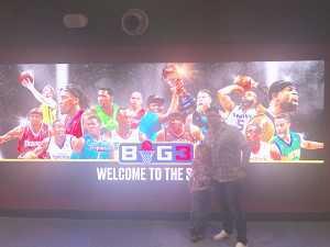 Ricky attended Big3 - Men's Professional Basketball on Aug 10th 2019 via VetTix