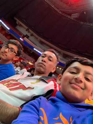 Mohammed attended Big3 - Men's Professional Basketball on Aug 10th 2019 via VetTix