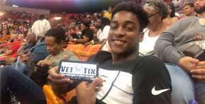 Monty  attended Big3 - Men's Professional Basketball on Aug 10th 2019 via VetTix
