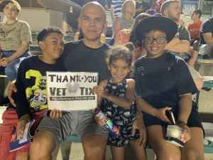 Carlos attended North Carolina FC vs. Ottawa Fury - USL on Sep 28th 2019 via VetTix
