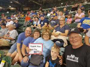 Click To Read More Feedback from Milwaukee Brewers vs. Houston Astros - MLB