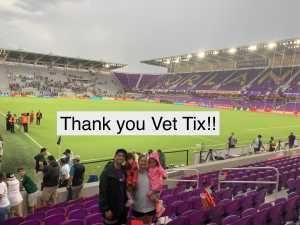 Jesus attended MLS All Stars V Atletico Madrid - MLS on Jul 31st 2019 via VetTix
