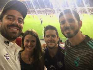 Joe attended MLS All Stars V Atletico Madrid - MLS on Jul 31st 2019 via VetTix