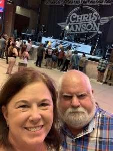Rhonda attended Miller Lite Hot Country Nights: Chris Janson on Oct 5th 2019 via VetTix