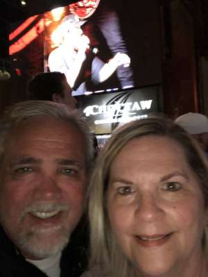 Darrell attended Miller Lite Hot Country Nights: Chris Janson on Oct 5th 2019 via VetTix
